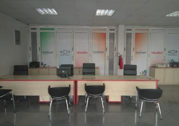 office branding and signage, car branding and spraying 6