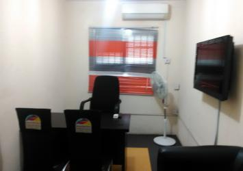A WELL-FURNISHED OFFICE FOR RENT 1