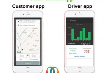 Taxi App Software 1