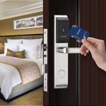 RFID Hotel Card Lock 1
