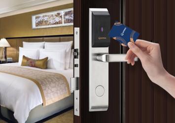 RFID Hotel Card Lock 4