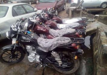 Qlink Ranger 200cc Motorbike 2018 11