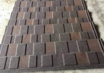 Stone coated roofing sheet with special quality 18