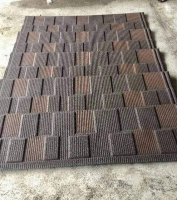 Stone coated roofing sheet with special quality 9