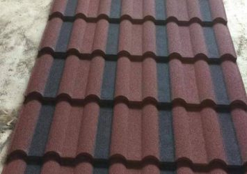 Wichtech like stone coated roofing sheet from Sylverkings global. 17
