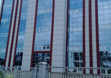 Brand new 6 floors plaza for sale at Maitama close to MTN office, Abuja 3