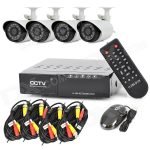 4 Channel HD CCTV Camera In Benin By EZILIFE 5
