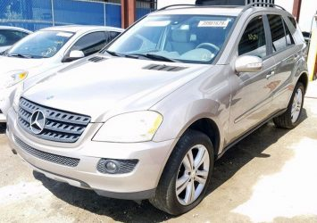 2006 MERCEDES-BENZ ML 350 - 169,694 miles 23