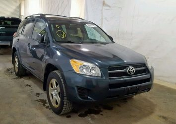 2012 TOYOTA RAV4 - 191,582 miles AUTO AUCTION 24