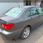 2008 TOYOTA COROLLA CE - 212,512miles -Auto auction Mall 1
