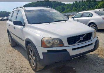 2004 VOLVO XC90 T6 - Mileage (227,936 ) Auto auction Mall 14