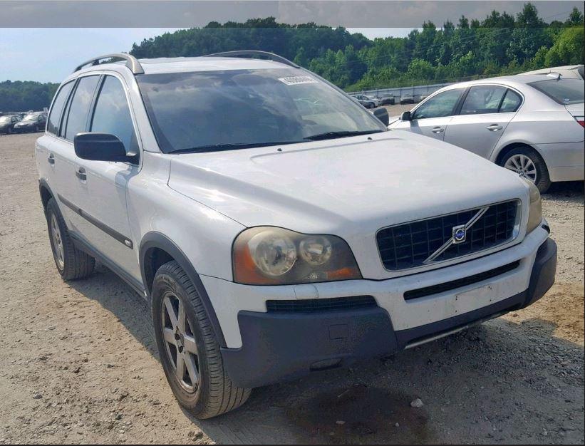 2004 Volvo Xc90 T6 Mileage 227 936 Auto Auction Mall