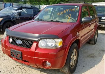 2005 FORD ESCAPE LIMITED FOR AUCTION SALES 2019 17