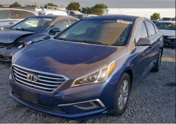 2017 HYUNDAI SONATA SE - Auto auction Mall 22
