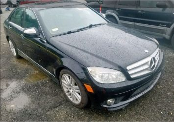 2009 MERCEDES-BENZ 300 4MAT 4MATIC -Auto auction Mall 24