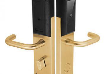 High Security RFID Hotel Card Lock 5