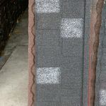 Cool stone coated roofing sheet in Lagos Nigeria. 5