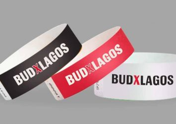 Customized Tyvek Event Wristband In Nigeria 1