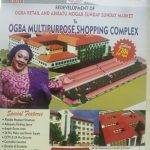 Ogba Shopping Complex 1