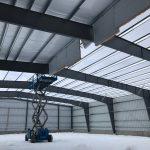 Steel building company in Nigeria 1
