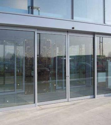 Auto Sliding Glass Entrance For Super Market By Ezilife 6