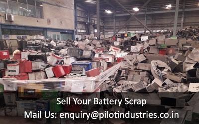 Battery Scrap Buyer in India, Scrap Batteries Importer - NairaOutlet