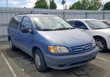 Cheap Neat Toyota sienna 2002 model for sale 15