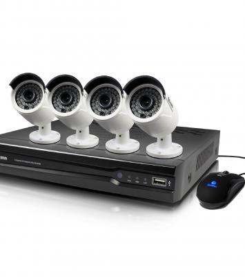 Remote View CCTV Camera Installation 9