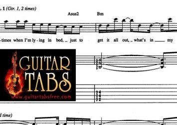 Guitar tabs, Sheet Music, Songbooks, Lyrics, Chords Free Pdf downloads 4