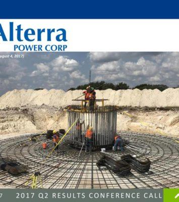 Alterra Power Corp Needs Employees 1