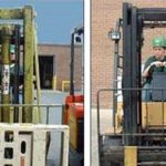 1 month FORKLIFT TRAINING - 100% PRACTICALS 1
