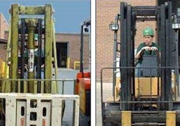 1 month FORKLIFT TRAINING - 100% PRACTICALS 5