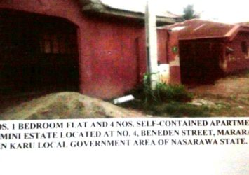 Mini Estate With Units Of 2 Bedroom, 1 Bedroom, Self-contains For Sale 5