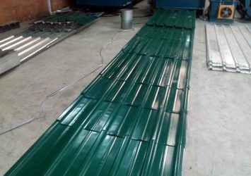 Quality long span roofing sheet 11