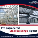 Commonly Trend Pre engineered steel building Nigeria 3
