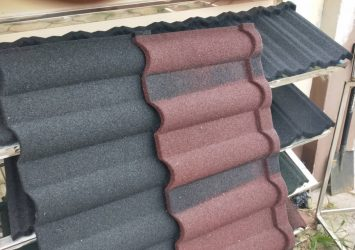 The best stone coated roofing sheet in lagos 5