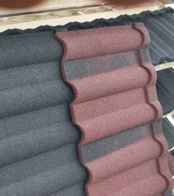 The best stone coated roofing sheet in lagos 1