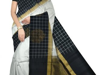 Buy Silk Sarees Online - Latest Designs & Collections - Fasnic.com 7