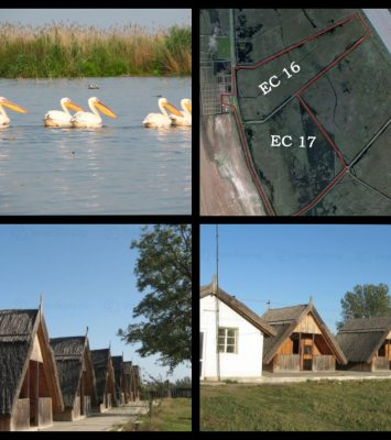 We sell investment company with 736 ha for tourism, aquaculture and agriculture in the Danube Delta, Romania 1