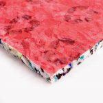 12mm Thick PU Foam Luxury Carpet Underlay Roll 4