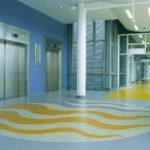 2015 New Dust Proof Flooring Epoxy Flooring commercial Flooring Roll 3