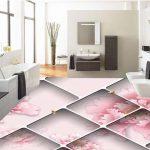3d Floral Epoxy Flooring 4