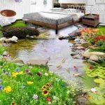 3d Green Nature Epoxy Flooring 1