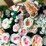 3d Rose Flowered Epoxy Floor 2