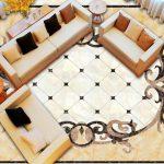 3d Square Class Epoxy Flooring 2