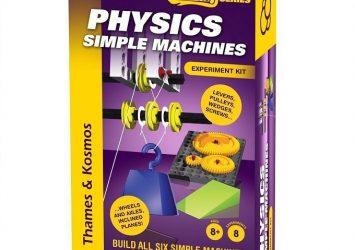 Physics Simple Machine Experiment Kit 2