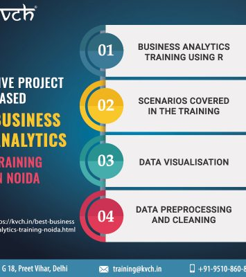 Professional Course | Business Analytics Training Course In Noida @ KVCH 9