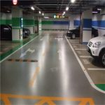 Epoxy Garage Roll Flooring 4
