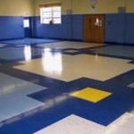 Floor Modified Epoxy Acid and Alkali Resistant Flooring 1