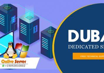 Dubai Dedicated Server - Onlive Server 1
